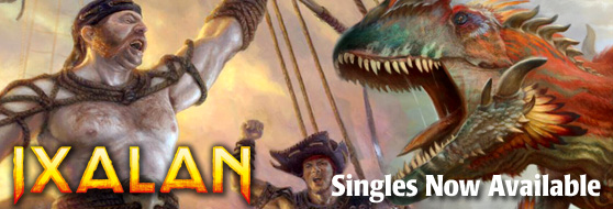 Ixalan Singles Now Available