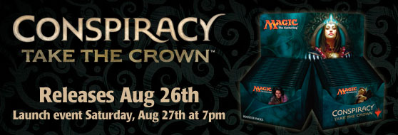 Conspiracy: Take the Crown releases on Aug 26th