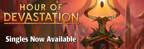 Hour of Devastation Now Available